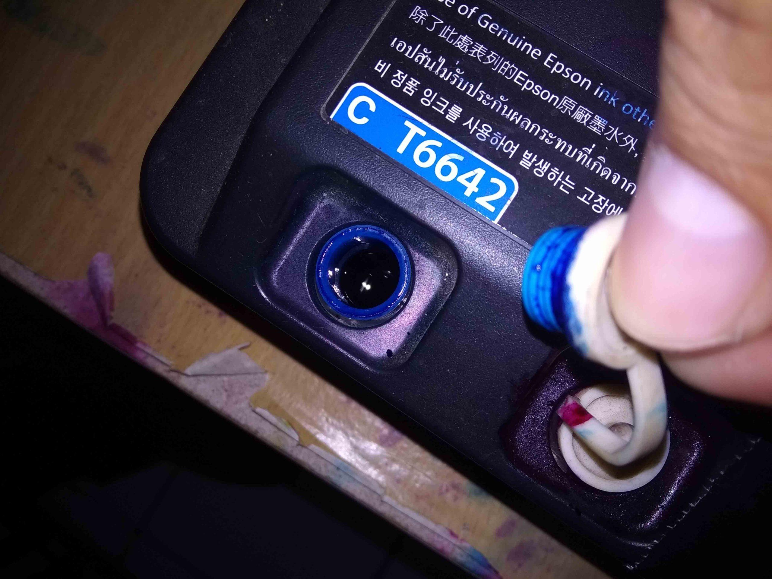 Read more about the article Cara Mengatasi Tinta Printer Epson yang Macet