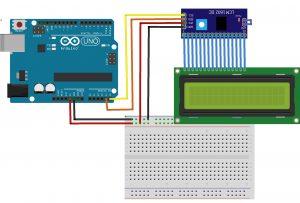 Cara Mengetahui Alamat LCD Serta I2C dengan Arduino