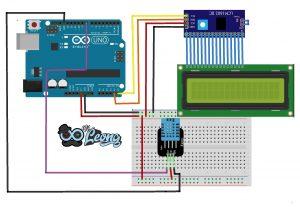Read more about the article Cara Menggunakan Modul Sensor Suhu DHT 11