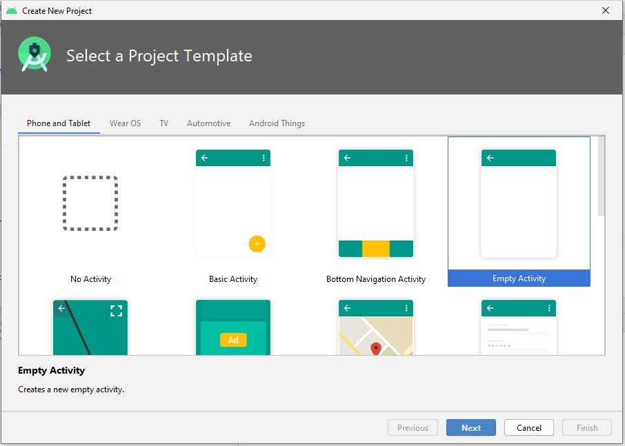 Cara Membuat Webview dengan Android Studio