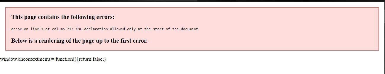 Read more about the article Mengatasi Sitemap Error window.oncontextmenu = function(){return false;}
