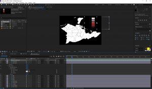 Cara Membuat Animasi Perubahan Warna pada Peta (After Effect)