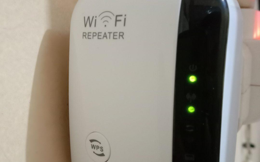 Cara Memperluas Jaringan Wi-Fi dengan Wi-Fi Repeater