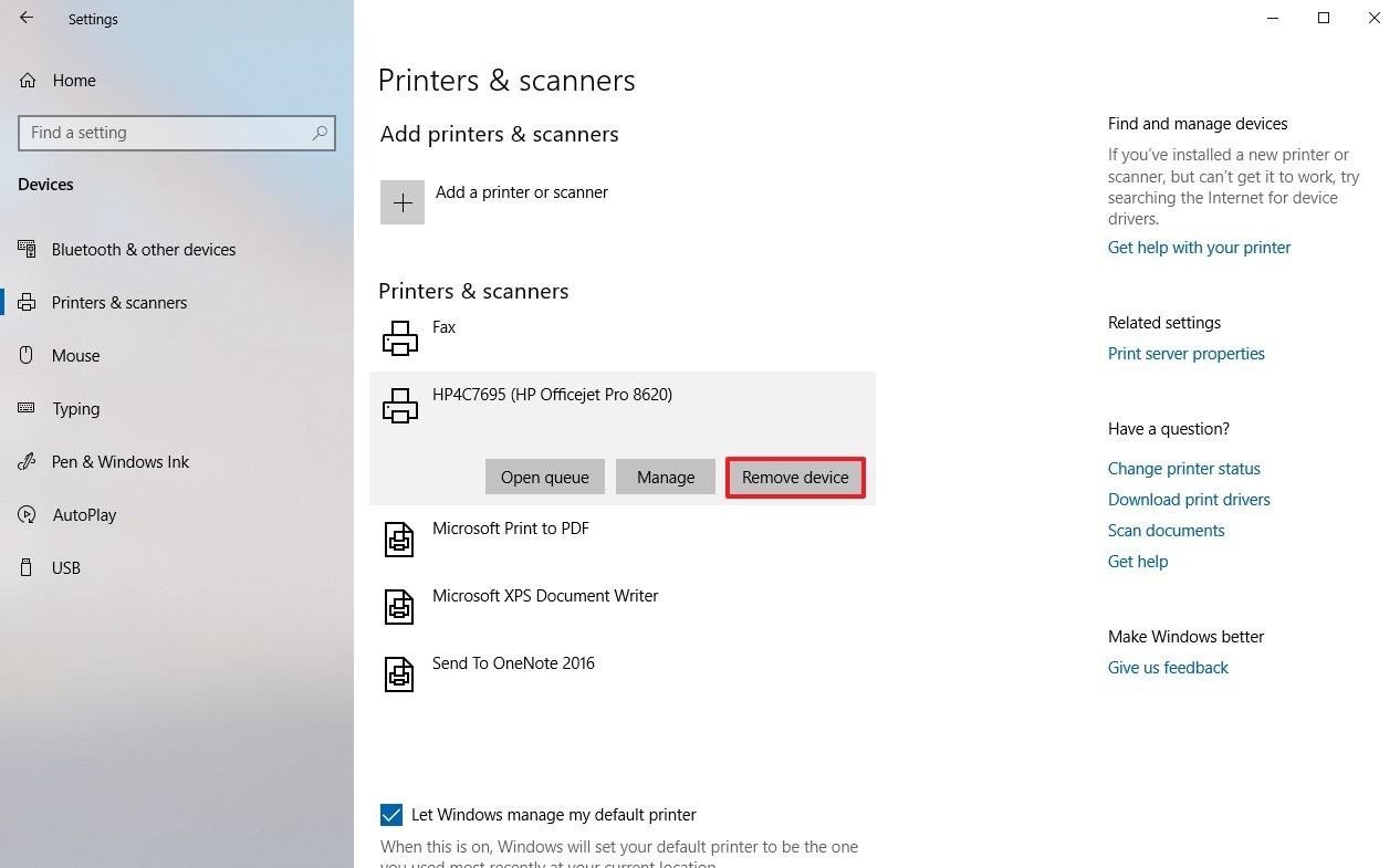 Cara mengatasi printer hanya tersedia 3 pilihan yaitu A4, Letter dan Custom Size