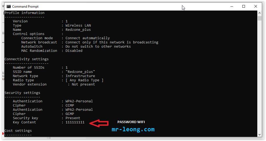 Read more about the article 3 Cara melihat password Wifi di Komputer