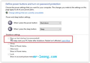 Cara Mempercepat Login di Windows 10