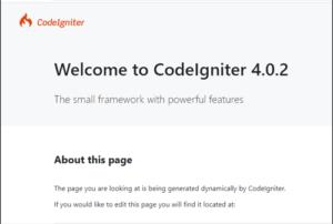 Cara Upload CodeIgniter 4 ke Hosting